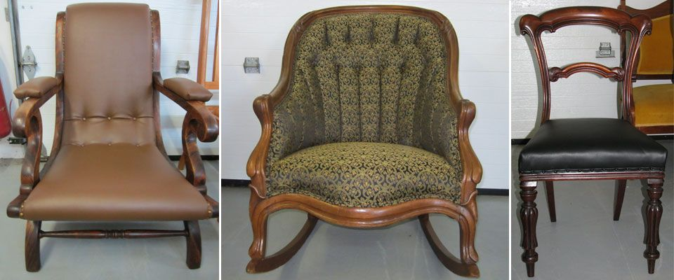 upholstered chairs in Brackley
